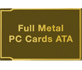 Full Metal PC Card Gold für High-End Anwendungen