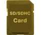 SD/SDHC Card Gold für High-End Anwendungen